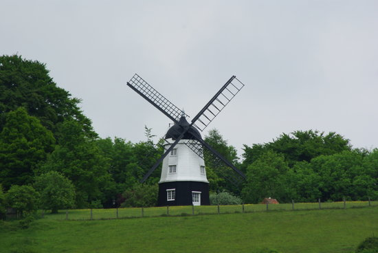 The Wee Waif: The Windmill from Chitty Chitty Bang Bang