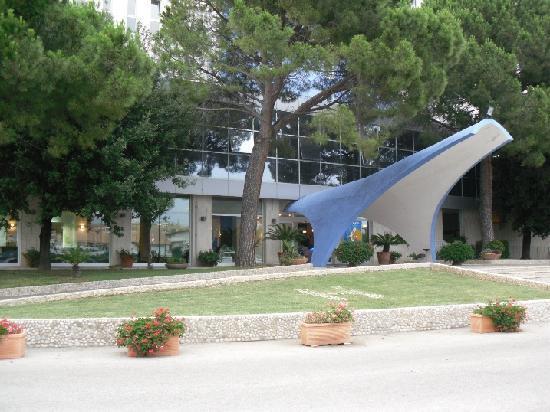 Hermitage Hotel Club & Spa: ingresso hotel