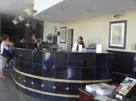 reception desk picture of ramada by wyndham denver midtown denver rh tripadvisor com