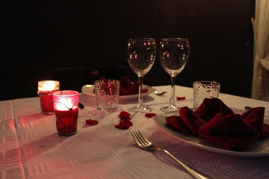 Riad Argan: Diner le soir sur la terrasse