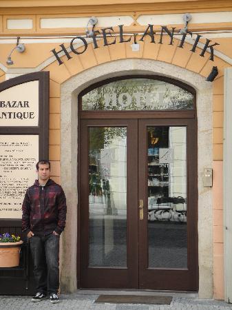Antik: Hotel