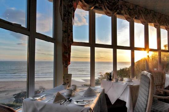 Watersmeet Hotel: Romantic mood