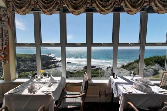 Watersmeet Hotel: Incredible view