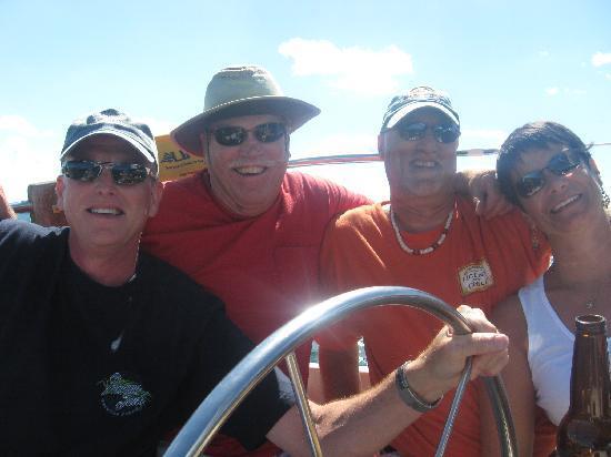 Bayfield, WI: With Captain Bratti, Animaashi Sailing