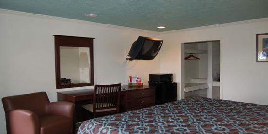 Interstate Motor Lodge : new room interiors