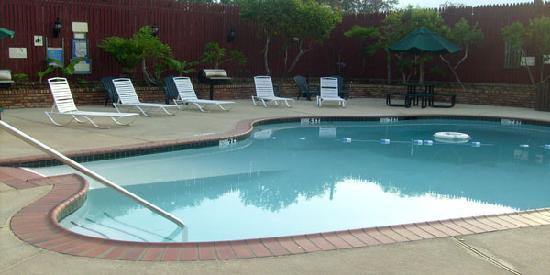 Interstate Motor Lodge : great pool