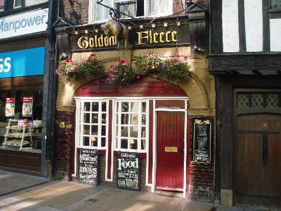Golden Fleece Hotel York