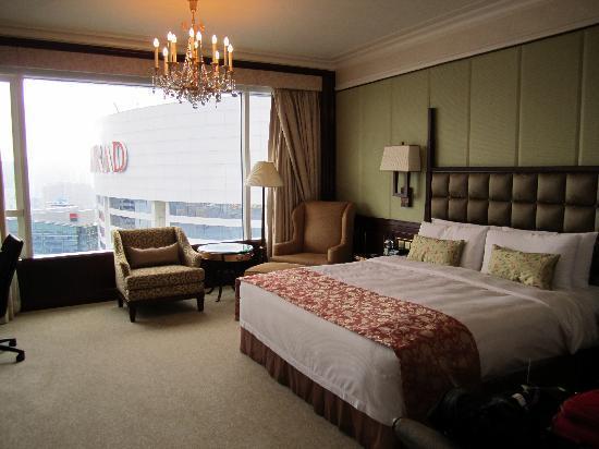 Island Shangri-La Hong Kong: Room