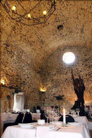 Sa Capella: The magnificent high ceiling