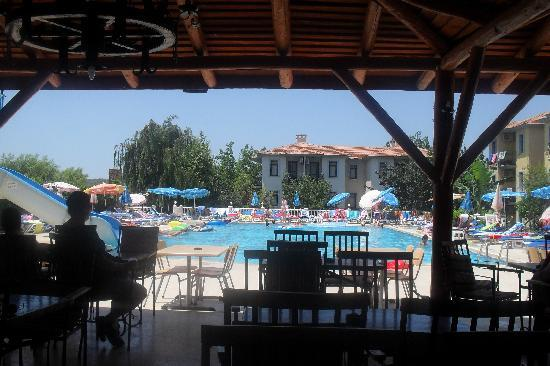 Litera Fethiye Relax Hotel: the pool area