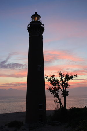 Mears, MI: Little Sable Point Lighthouse