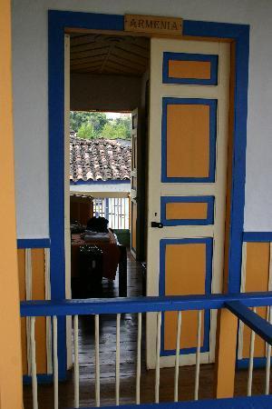 Ciudad de Segorbe Hostel Salento : Our room