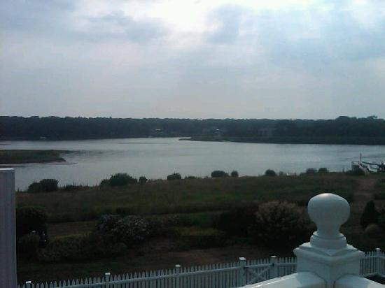 Seatuck Cove House Waterfront Inn: View from the room