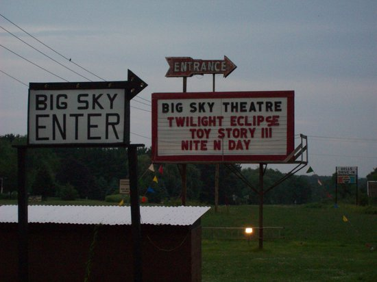 Big Sky Twin Drive-In Theater