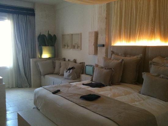 Borgo Egnazia : la stanza