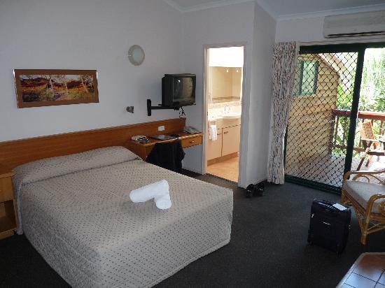 Boat Harbour Resort: Room view 1