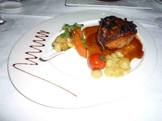 Phoebus Restaurant : segundo plato