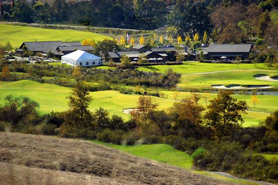 Mission Viejo, Калифорния: Arroyo Trabuco Golf