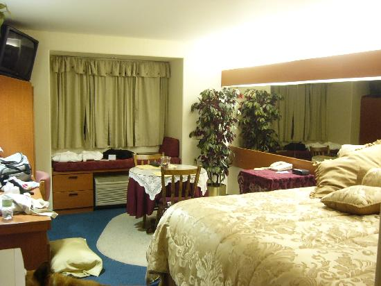 Motel 6 Sutherlin: Room