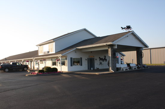 Shipshewana, IN: motel