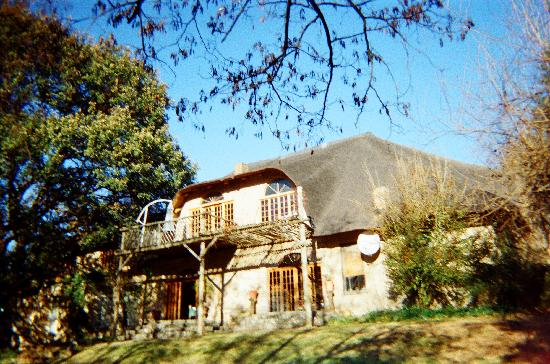 Magaliesburg, Afrika Selatan: Out of Afrika sister property