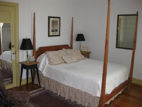 The Inn at Osprey Point : Cotton Blossom, beautiful room!