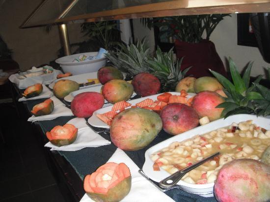 Сан-Антонио-де-Белен, Коста-Рика: Breakfast