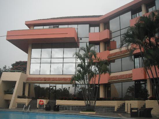 San Antonio De Belen, Costa Rica: Hotel