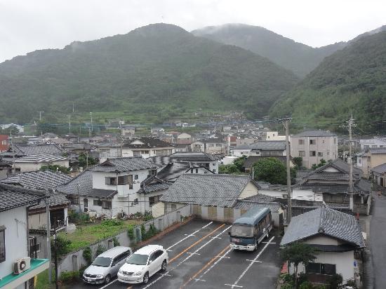 Boyokaku: 部屋からの眺め