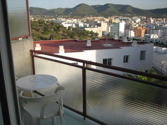 Hostal Residencia Molins Park: Balcón