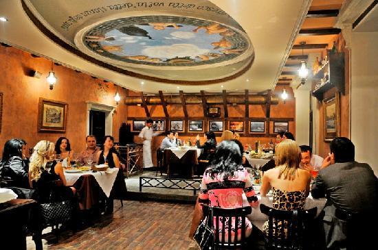 Italian Restaurants Tashkent