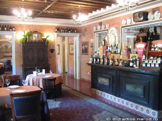 Affresco: Bar