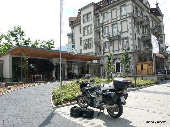 Carlton-Europe Hotel: Recpcion