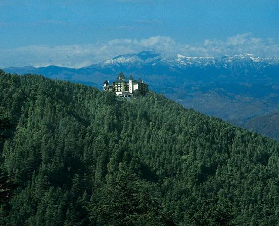 Wildflower Hall, Shimla in the Himalayas (26141844)