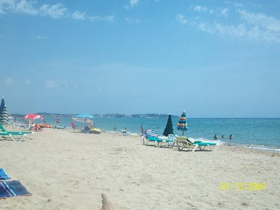 Hotel Best Cambrils: part of the beach