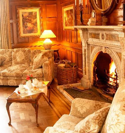 Queen Anne Restaurant: The Drawing Room, perfect for afternoon tea