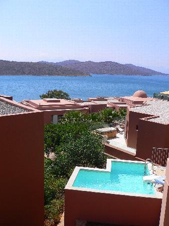 Domes of Elounda, Autograph Collection: View from our balcony