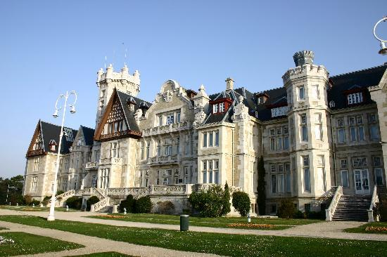 Palacio Real de La Magdalena: Palacio de la Magdalena