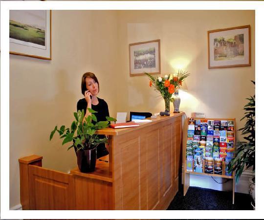 Morehampton Townhouse: Reception