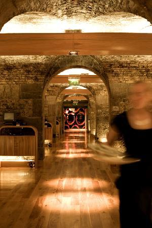 ely bar & brasserie ~ vaults