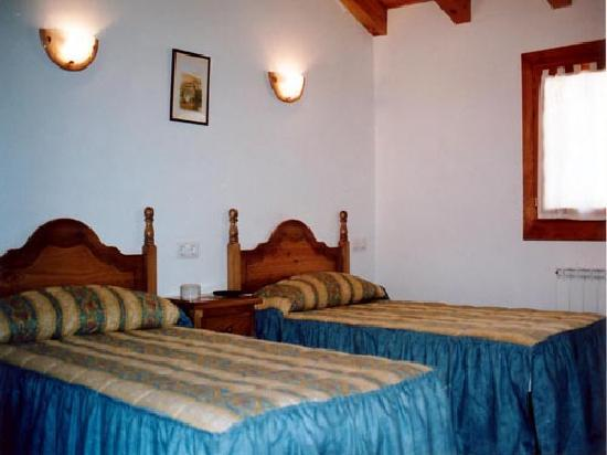 Pensio Samarra: Pensió Samarra - Habitación 2 camas