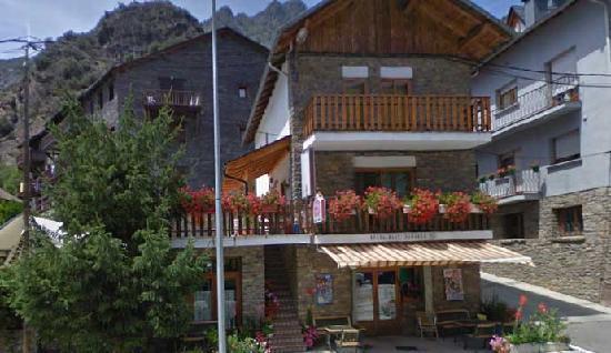 Pensio Samarra: Pensió Samarra - Entrada Bar/Restaurante