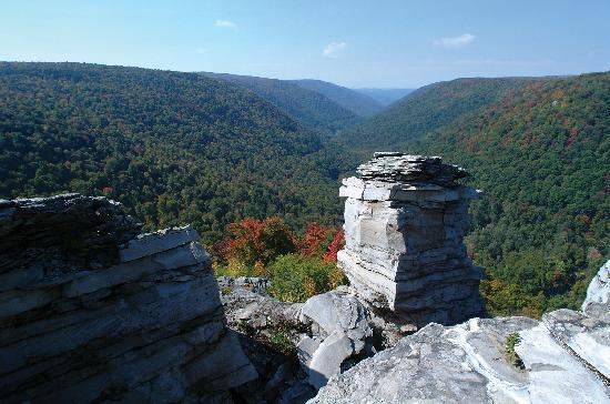 Batı Virjinya: West Virginia Visitors Bureau