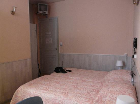 Hôtel de la Paix : Chambre vue 1