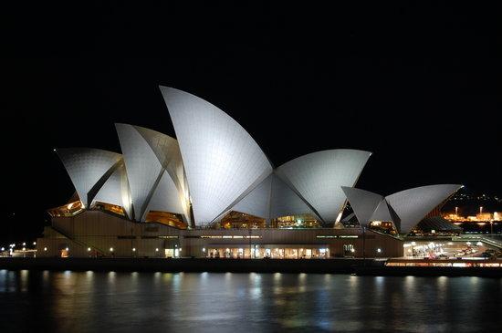 Sydney Photography Tours: Sydney Opera House at Night
