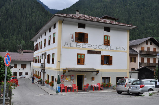 Canal San Bovo, อิตาลี: Foto dell'Albergo