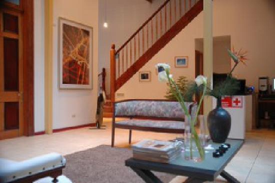 Hotel Da Vinci Valparaiso: Hall
