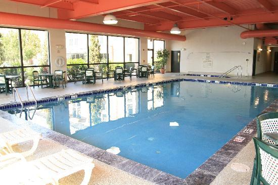 Hampton Inn Scranton at Montage Mountain: Indoor Pool