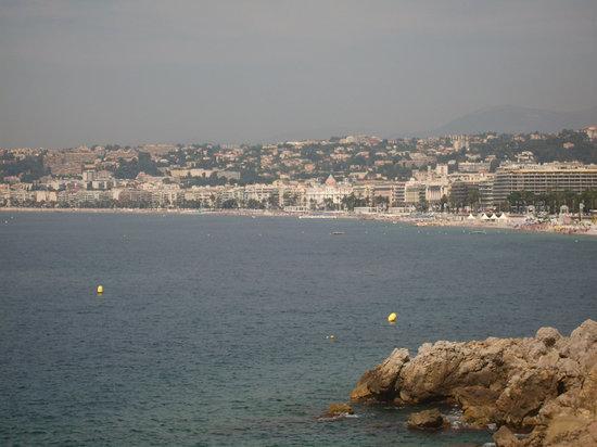 Nizza - Veduta della Promenade