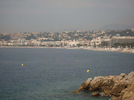 Nice, Frankrijk: Nizza - Veduta della Promenade